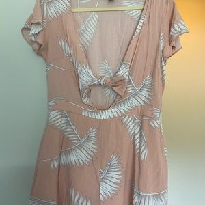 Forever 21 tie from romper